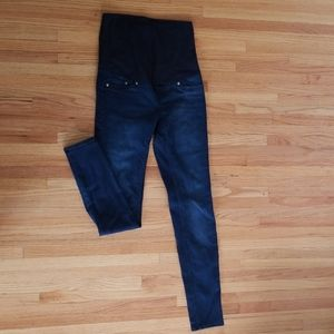 H&M Super Skinny Stretch Maternity Jeans